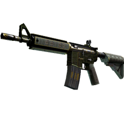 StatTrak™ M4A4 | The Battlestar (Factory New)