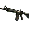 StatTrak™ M4A4 | The Battlestar <br>(Factory New)