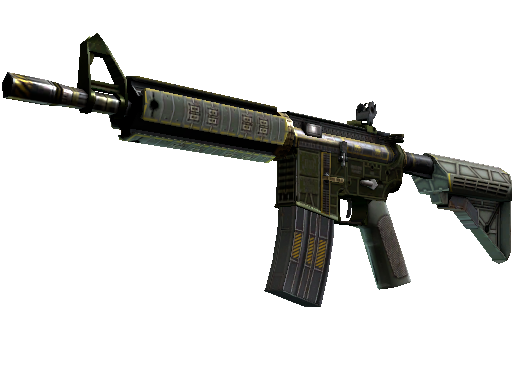 Wildfire M4A4 The Battlestar