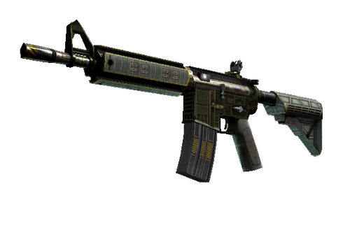 M4A4 | The Battlestar (Minimal Wear) Prices
