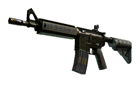 Buy M4A4 | The Battlestar (Well-Worn)