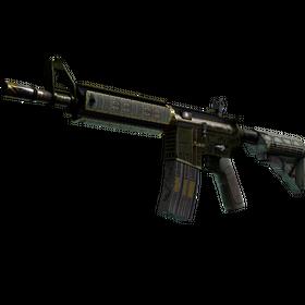 M4A4 | The Battlestar (Well-Worn)