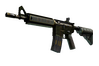 StatTrak™ M4A4 | The Battlestar (Field-Tested)