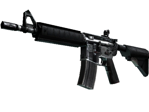 StatTrak™ M4A4 | Magnesium (Battle-Scarred)