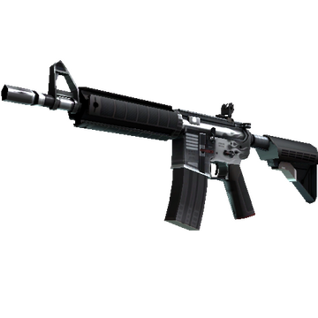 M4A4 | Magnesium (Minimal Wear)