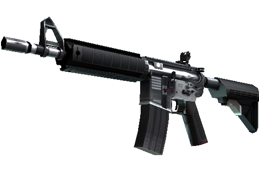 M4A4 | Magnesium (Battle-Scarred)