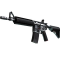 M4A4 | Magnesium <br>(Factory New)