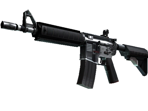 M4A4 | Magnesium Well-Worn