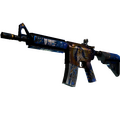 M4A4 | Emperor <br>(Battle-Scarred)