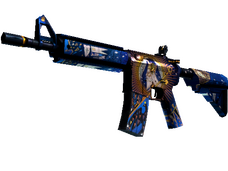 Skin M4A4 | The Emperor