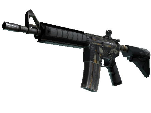 M4A4 | Modern Hunter Battle-Scarred