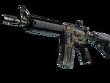 Weapon CSGO - M4A4 Modern Hunter