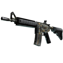 M4A4 | Modern Hunter (Well-Worn)
