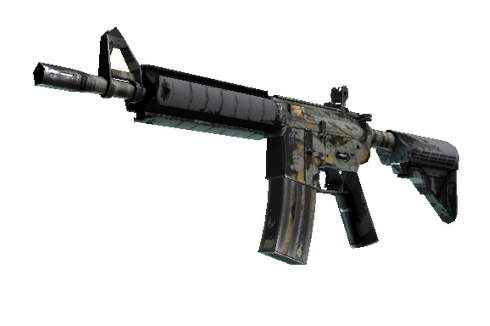 M4A4 | Modern Hunter (Well-Worn) Prices