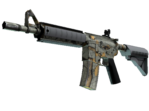 M4A4 | Modern Hunter (Battle-Scarred)