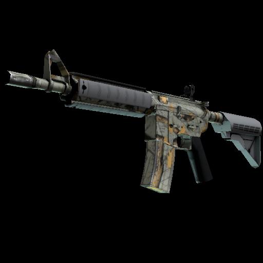 M4A4 | Modern Hunter - gocase.pro