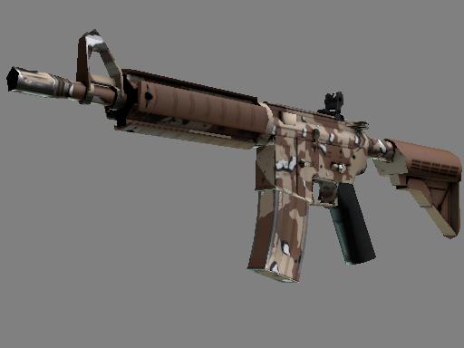 M4A4  |  Desert Storm  Minimal Wear