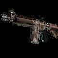 M4A4 | Desert Storm <br>(Minimal Wear)