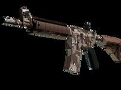 M4A4 | Песчаная буря (Немного поношенное)