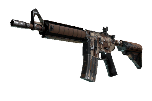 Buy M4A4 | Desert Storm (Well-Worn)