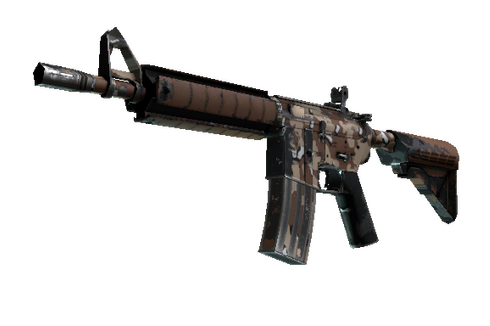 M4A4 | Desert Storm (Well-Worn) Prices