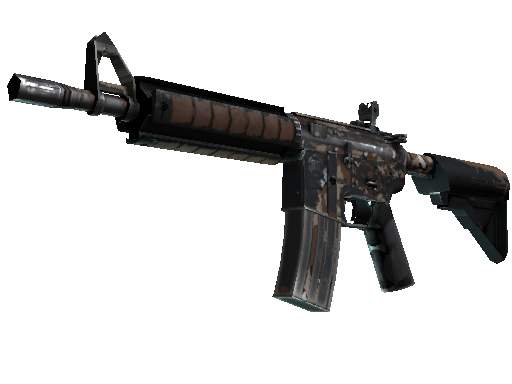 M4A4 | Desert Storm Battle-Scarred