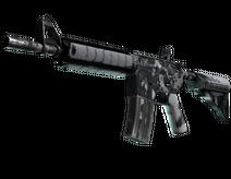 M4A4 | Urban DDPAT (Well-Worn)
