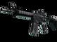 M4A4   Urban DDPAT (Battle-Scarred)