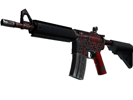 Souvenir M4A4 | Converter (Well-Worn)