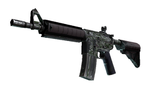 Buy M4A4 | Jungle Tiger (Well-Worn)