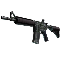 M4A4 | Jungle Tiger (Well-Worn)
