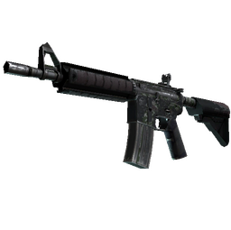 M4A4 | Jungle Tiger (Battle-Scarred)