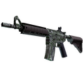 M4A4 | Jungle Tiger <br>(Factory New)