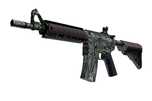 M4A4 | Jungle Tiger (Minimal Wear) Prices