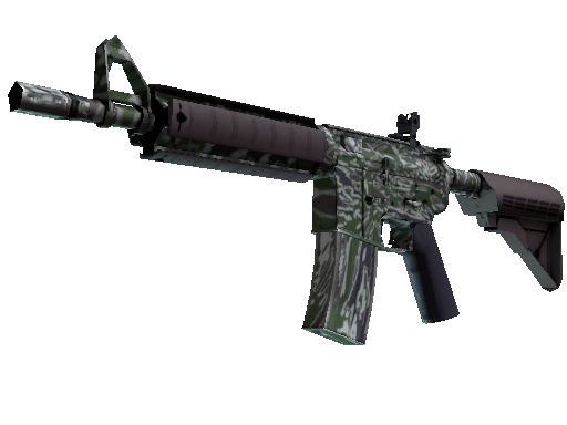 M4A4 | Jungle Tiger Minimal Wear