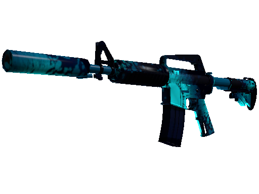 Gods and Monsters M4A1-S Icarus Fell
