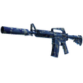 M4A1-S | Bright Water <br>(Minimal Wear)