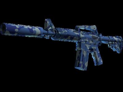 M4A1-S | Чистая вода (Немного поношенное)