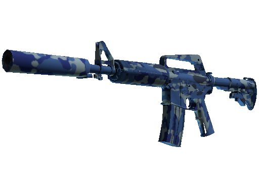 Operation Bravo M4A1-S Bright Water