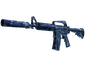 M4A1-S | Bright Water (Minimal Wear)