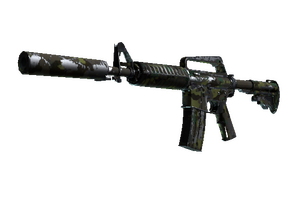M4a1 S Boreal Forest Battle Scarred