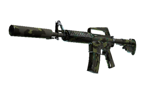 M4a1 S Boreal Forest Well Worn