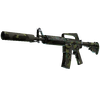M4A1-S | Boreal Forest <br>(Well-Worn)