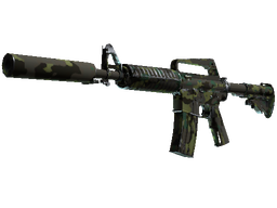 M4A1-S | Boreal Forest