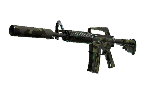 M4A1-S | Boreal Forest (Well-Worn) Prices