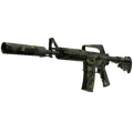 M4A1-S | Boreal Forest <br>(Minimal Wear)