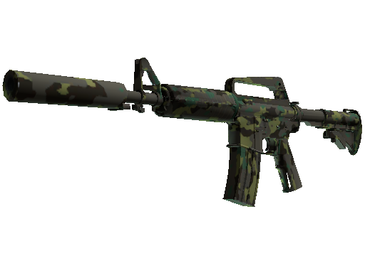 M4A1-S | Boreal Forest Factory New