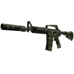 M4A1-S | Boreal Forest (Minimal Wear) image