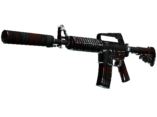 M4A1-S | Blood Tiger Field-Tested