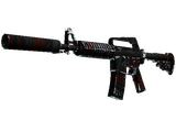 Weapon CSGO - M4A1-S Blood Tiger